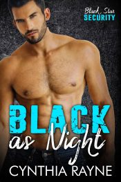 bargain ebooks Black As Night Romance by Cynthia Rayne