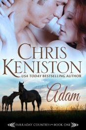 amazon bargain ebooks Adam (Farraday Country Book 1) Romance byChris Keniston