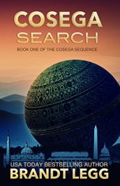 bargain ebooks Cosega Search Action/Adventure by Brandt Legg