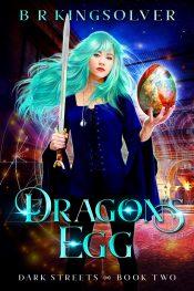 bargain ebooks Dragon's Egg Urban Fantasy by BR Kingsolver
