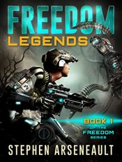 bargain ebooks FREEDOM Legends Science Fiction by Stephen Arsenault