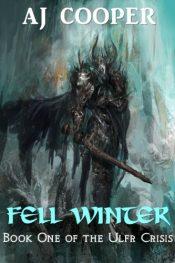 bargain ebooks Fell Winter Dark Fantasy by AJ Cooper
