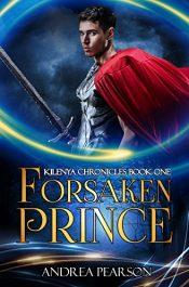 bargain ebooks Forsaken Prince Fantasy Adventure by Andrea Pearson