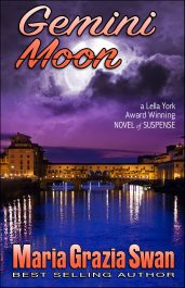 bargain ebooks Gemini Moon Suspense Mystery by Maria Grazia Swan