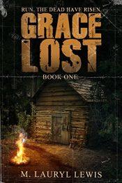 amazon bargain ebooks Grace Lost Dystopian Horror by M Lauryl Lewis