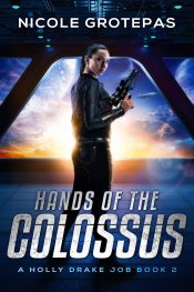 bargain ebooks Hands of the Colossus Steampunk Science Fiction by Nicole Grotepas