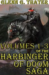 amazon bargain ebooks Harbinger of Doom Sea Adventure Fantasy by Glenn G. Thater