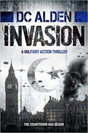 bargain ebooks Invasion Military Action / Thriller by DC Alden