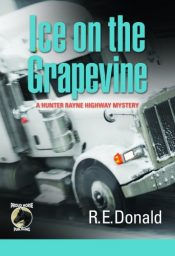 bargain ebooks Ice on the Grapevine Mystery by R.E. Donald
