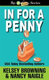 amazon bargain ebooks In For A Penny Cozy Mystery by Kelsey Browning & Nancy Naigle