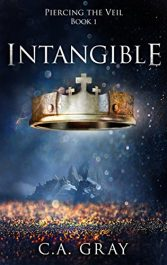 amazon bargain ebooks Intangible Urban Fantasy by C.A. Gray