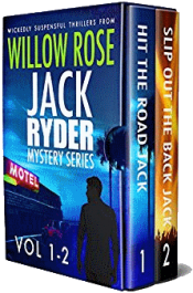 bargain ebooks Jack Ryder Mystery Series Volumes 1-2  Mystery / Thriller by Willow Rose