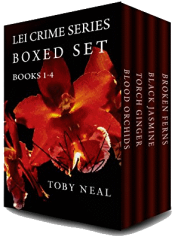 bargain ebooks Lei Crime Series Boxed Set: Books 1-4 Mystery by Toby Neal
