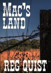 bargain ebooks Mac's Land Western Historical Fiction by Reg Quist