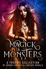 bargain ebooks Magick and Monsters Fantasy by Multiple Authors