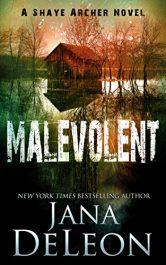 amazon bargain ebooks Malevolent Mystery by Jana DeLeon
