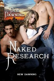 bargain ebooks Naked Research Erotic Romance by Dee Dawning