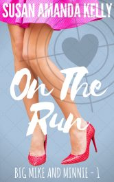 bargain ebooks On the Run Romantic Mystery by Susan Amanda Kelly