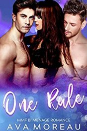 bargain ebooks One Rule Erotic Romance by Ava Moreau