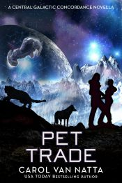 bargain ebooks Pet Trade Science Fiction by Carol Van Natta