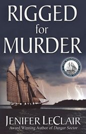 amazon bargain ebooks Rigged For Murder Women's Sea Adventure by Jennifer LeClair