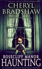 amazon bargain ebooks Rosecliff Manor Haunting Occult Horror by Cheryl Bradshaw