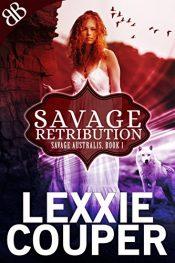 bargain ebooks Savage Retribution Erotic Romance by Lexxie Couper
