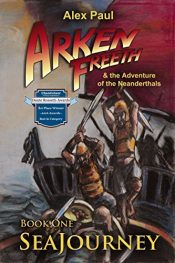 amazon bargain ebooks Seajourney Fantasy Adventure by Alex Paul