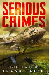bargain ebooks Serious Crimes SciFi Thriller by Frank Tayell