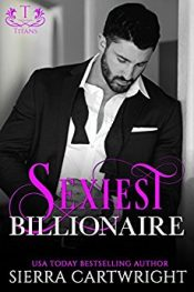 bargain ebooks Sexiest Billionaire Romance by Sierra Cartwright
