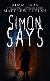 bargain ebooks Simon Says Horror by Adam Dark & Matthew Thrush