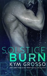 bargain ebooks Solstice Burn Erotic Romance by Kym Grosso