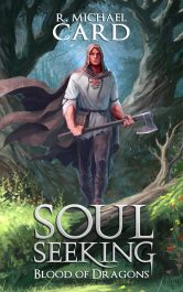 bargain ebooks Soul Seeking Epic Historical Fantasy by R. Michael Card