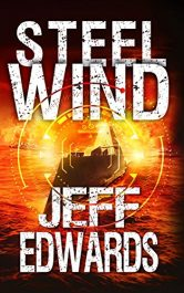 bargain ebooks Steel Wind Military Thriller by Jeff Edwards