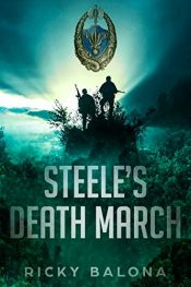 bargain ebooks Steele's Death March Historical Action/Adventure by Ricky Balona