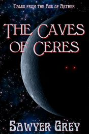 bargain ebooks The Caves of Ceres SciFi Horror by Sawyer Grey