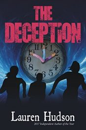 bargain ebooks The Deception Young Adult/Teen SciFi by Lauren Hudson