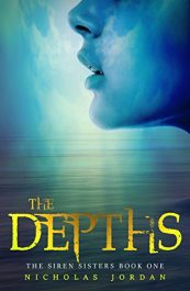 bargain ebooks The Depths Young Adult/Teen Fantasy by Nicholas Jordan