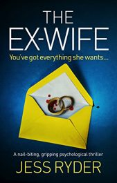 bargain ebooks The Ex-Wife Psychological Thriller by Jess Ryder