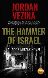 amazon bargain ebooks The Hammer Of Israel Thriller by Jordan Vezina