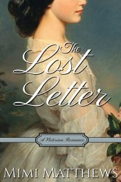 bargain ebooks The Lost Letter Historical Romance by Mimi Matthews