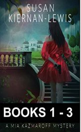 amazon bargain ebooks The Mia Kazmaroff Mysteries  Cozy Mystery by Susan Kiernan-Lewis