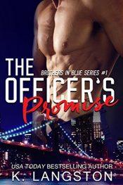 bargain ebooks The Officer's Promise Erotic Romance by K. Langston