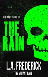bargain ebooks The Rain Horror by L.A. Frederick