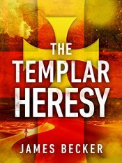 bargain ebooks The Templar Heresy Thriller by James Becker