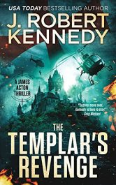 bargain ebooks The Templar's Revenge Action / Thriller by J. Robert Kennedy