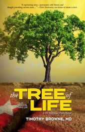 bargain ebooks The Tree of Life: A Medical Thriller  Action Adventure / Thriller by Timothy Browne, MD
