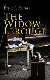 bargain ebooks The Widow Lerouge Mystery by Émile Gaboriau