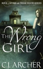 amazon bargain  ebooks The Wrong Girl Historical Fantasy by C.J. Archer