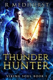 bargain ebooks Thunder Hunter Urban Fantasy by Rachel Medhurst